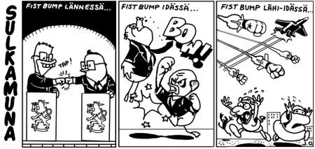 Fist Bump Extreme