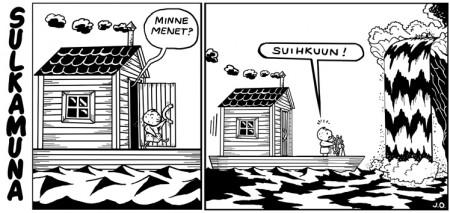 Saunavene
