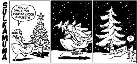 Joulun jälkeen